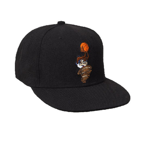 Sprayground Snapback hats x Space jam Taz Black