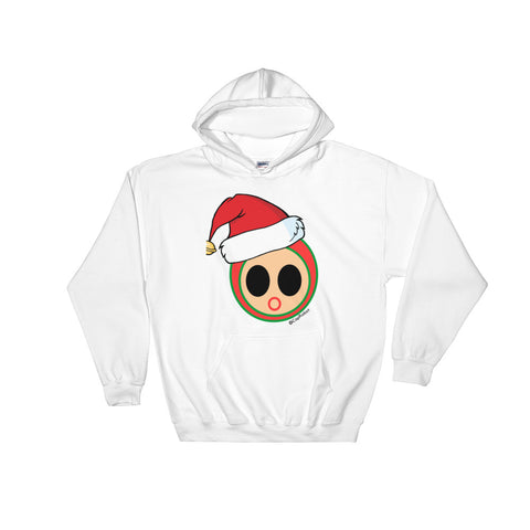 ( More Color ) Caprobot Classic Logo Xmas Collection Hooded Sweatshirt