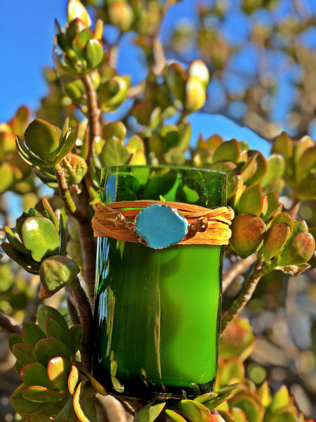Canyon Turquoise Candle