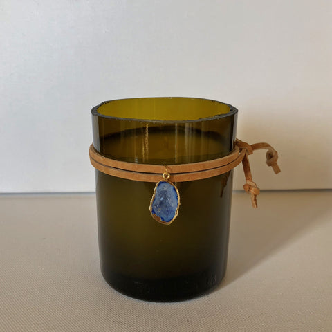 Azure Agate Candle
