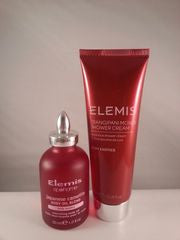ELEMIS Japanese Camellia Oil & Monoi Shower Cream Gift Set ($50 VALUE)