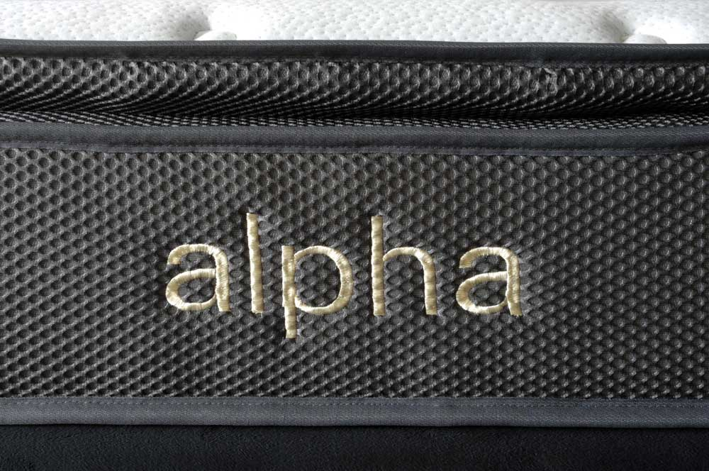 Alpha Pocket Spring Mattress and Base