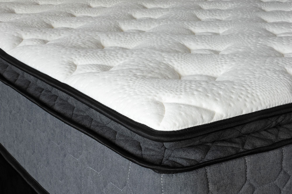 Orion Pillow Top Mattress and Base