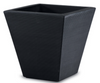 "Signature Container Upgrade-Simple and Grand-Square-Caviar Black-20""-Simple and Grand"