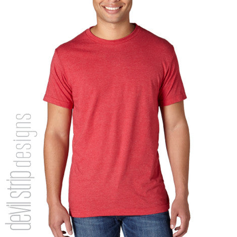 202T Mens Soft Short Sleeve Crew