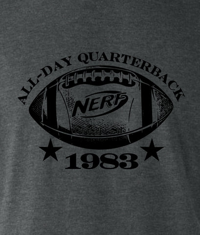 Nerf All Day Quarterback