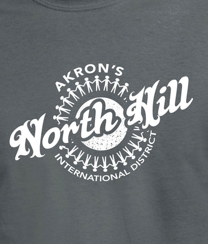 Akron's North Hill