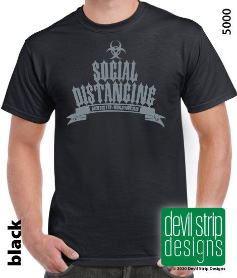 Social Distancing - Back the F Up World Tour 2020