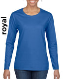 5400L Ladies Long Sleeve