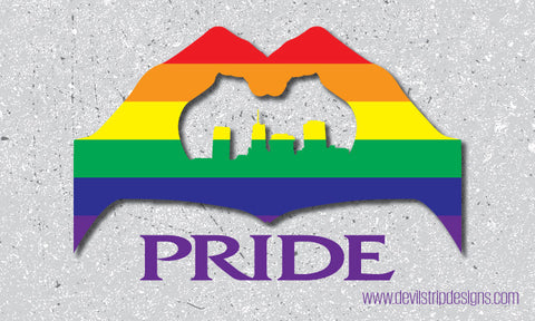 Pride 2017 Sticker