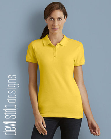 82800L Ladies Polo