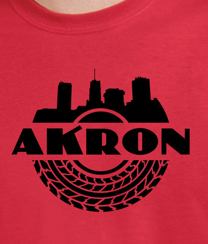 Akron Tire - Pullover Hoodie