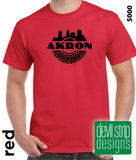 Akron Tire - Short Sleeve