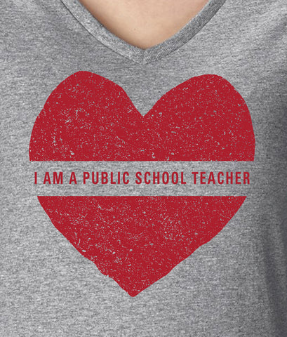 I AM A PUBLIC SCHOOL TEACHER