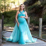 Tosca Angel Maternity Gown Tygr Cubs