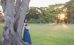 Bonni Maternity Gown