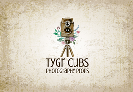 Tygr Cubs Photography Props for all your photography prop requirements