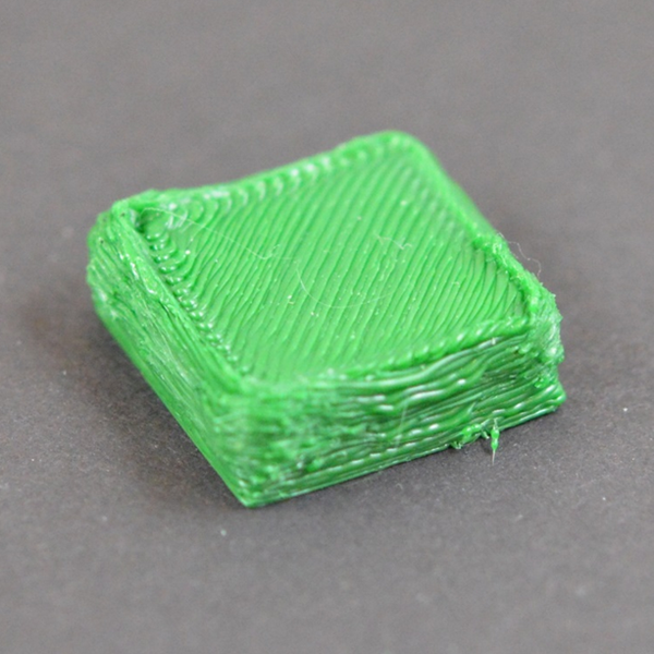 Not Extruding Enough Plastic or Extruding Too Much Plastic