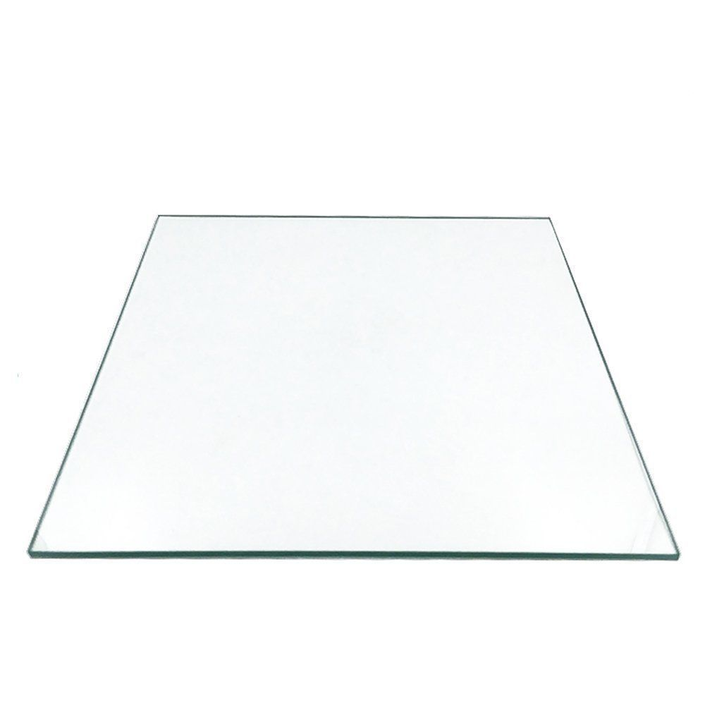 310*310mm Tempered Glass Plate Bed Polished Edge Perfect for CR-10(S) 3D  printer