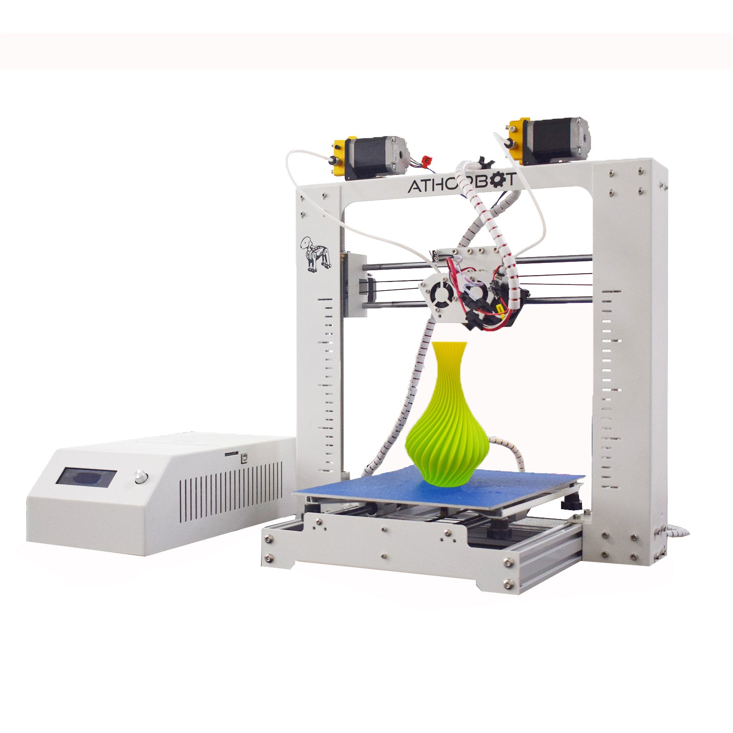 Athorbot Brother 3D Printer 24V Ready To Print PLA ABS