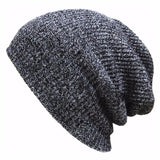Women Men Warm  Casual Cotton Beanie - Pikki Designs