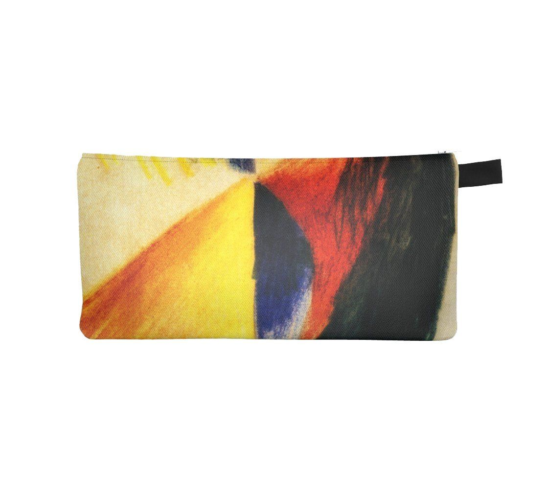 Abstract Form 14 by August Macke #BeArtCurious Pencil Case