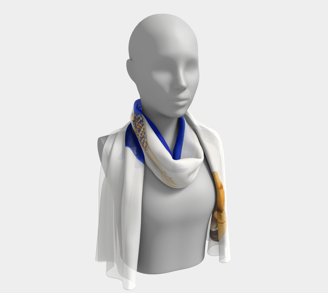 Stiebel Dragon English Elegance Long Scarf