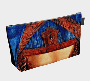 Leonardo Dragon Salvator Mundi Clutch