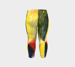Abstract Form 14 by August Macke Oh Baby Leggings