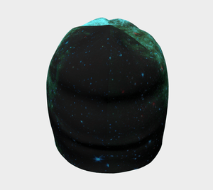 Krusty Dragon Crab Nebulous Flapper Cap