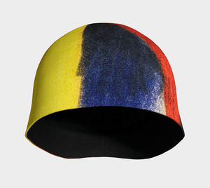 Abstract Form 14 by August Macke #BeArtCurious Beanie