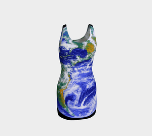 Planet Dragon One World Booty Bodycon