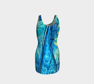 Heavenly Dragon Body Of An Angel Bodycon