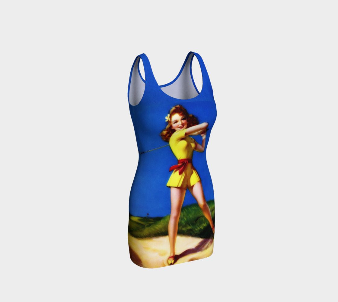 Hole In One Dragon Go Golf Girl Swing Enhancer