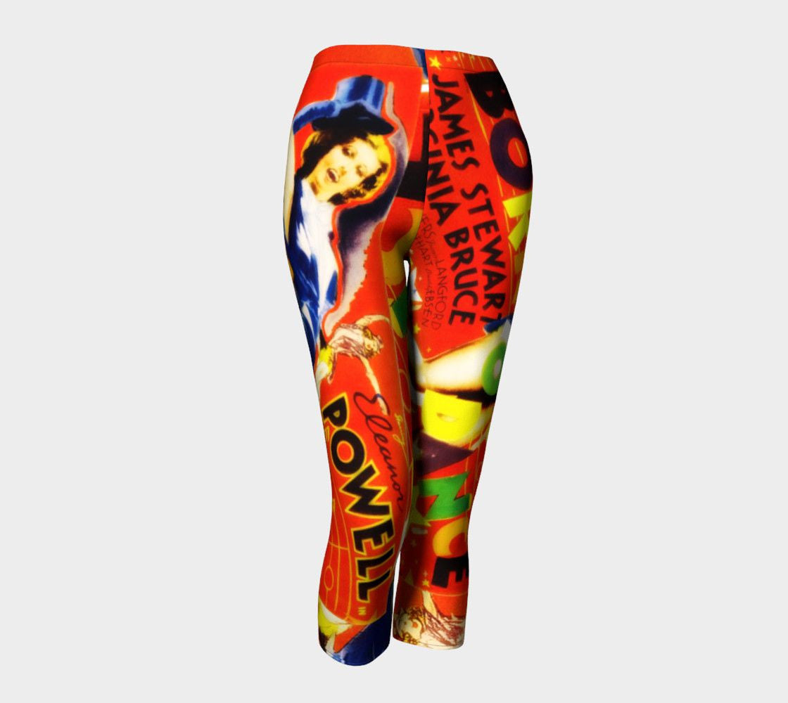 Dapper Tapper Dragon Born To Dance Capris