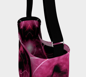 Jimi Dragon Purple Haze Tote