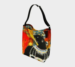 King Leon Dragon Bakst In The Glow Tote Bag