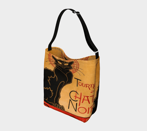 Chat Noir Dragon It's In The Bag Tote