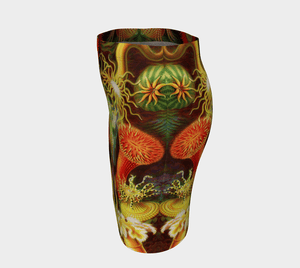 Nature Boy Dragon Gluten Free Pencil Skirt