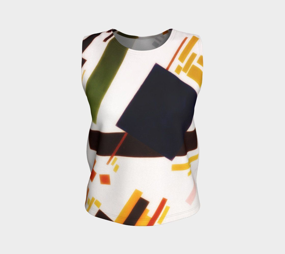 Abstract Dragon Tank Top Supreme