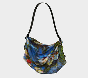 Tommy James Dragon Monet Monet Origami Tote