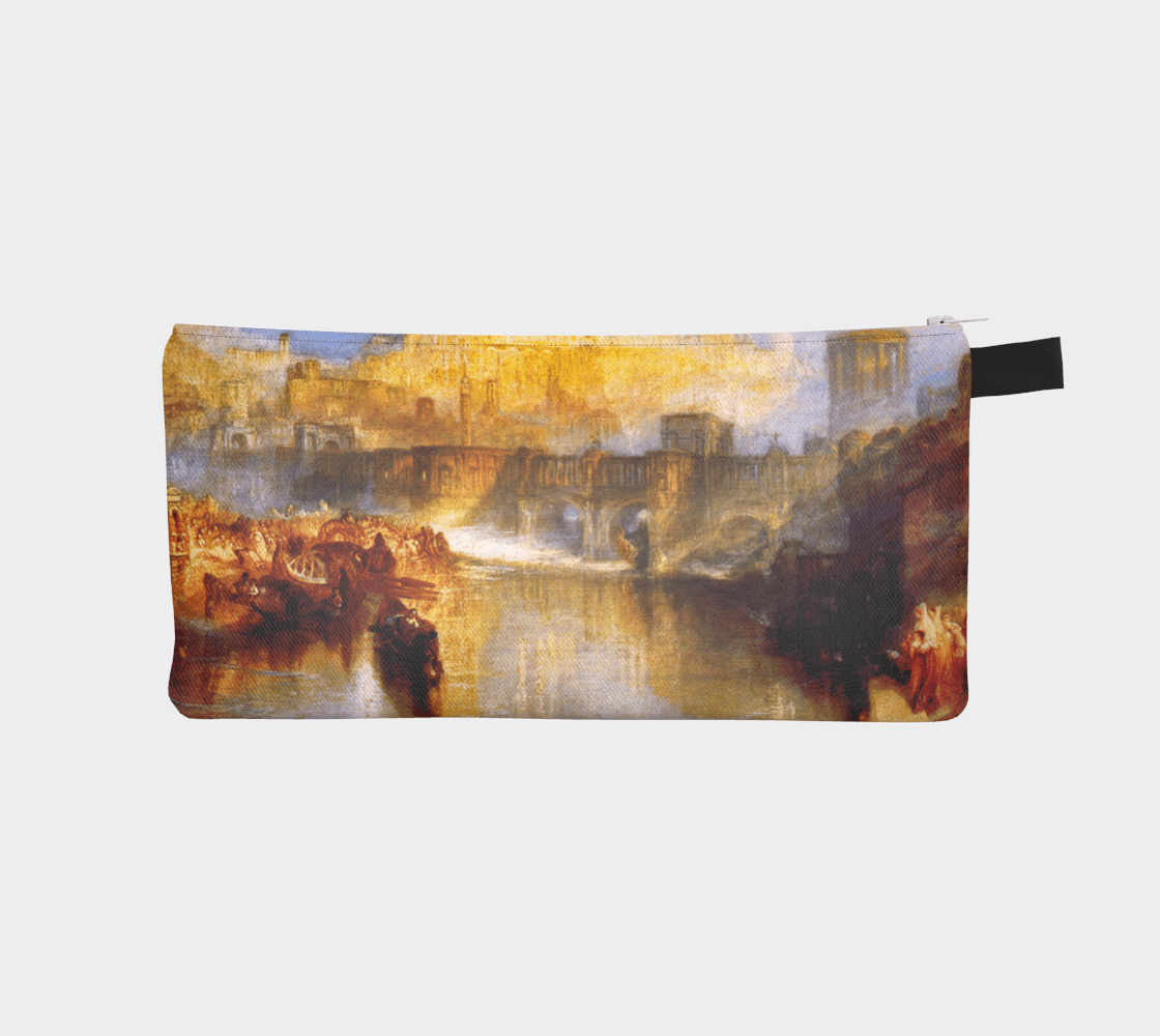 Burner Turner Dragon Agrippina Loves Germanicus Pencil Case