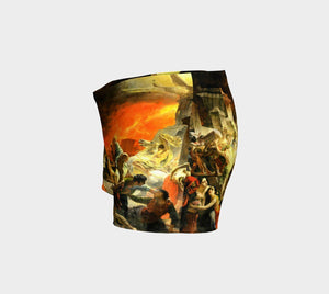 Pompeii Dragon Hunk Of Burnin' Lava Shorts
