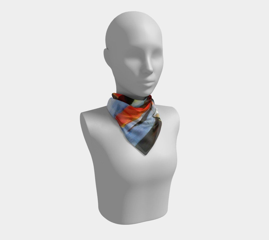 Buy Now Dragon Window Shopping Scarf