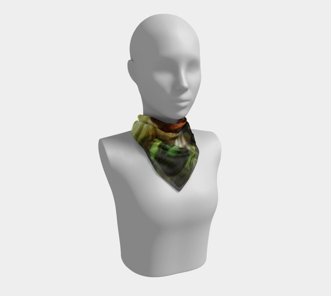 High Fiber Dragon Eat Your Fruit & Veggies Scarf