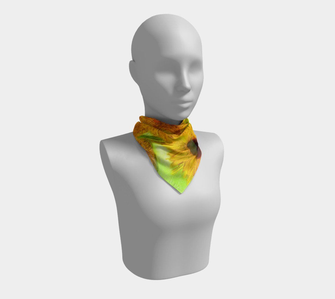 Go Green Dragon Solar Power Scarf