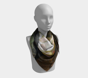 Maternal Instinct Dragon Quiet Before The Storm Scarf
