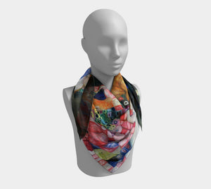 Gustav Dragon It's A Matter Of Life & Death Skirt Scarf