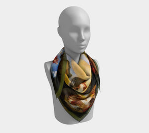 Hieronymus Dragon What's Your Favorite Sin Scarf