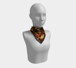 Hieronymous Dragon Is It Hot In Hell Or Is It Just Me Scarf